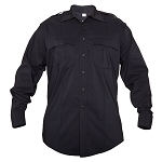 Elbeco Reflex Men's Long Sleeve Shirt - Black (MCAC ONLY)