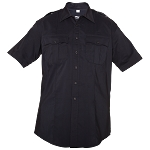 Elbeco Reflex Men's Short Sleeve Shirt- Black (MCAC ONLY)